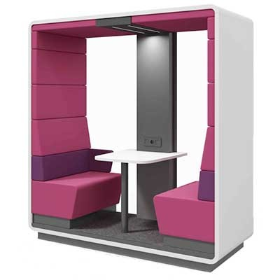 Hush Acoustic Open Meeting Booth