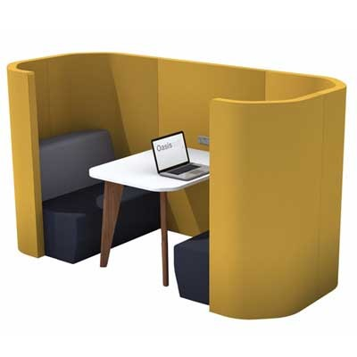 Oasis Soft Duo Office Work Hub