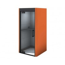 Oasis Office Phone Booth in Likeness colour fabric