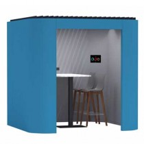 Oasis Soft Large Office Work Booth