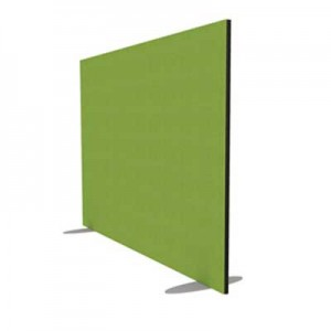 Jump Rectangular Freestanding Office Screen 1100mm High