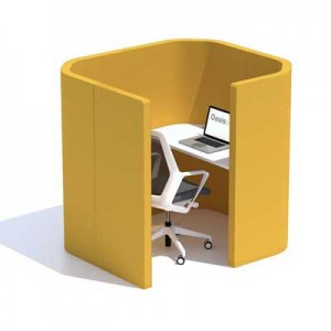 Oasis Soft Large Solo Office Work Hub