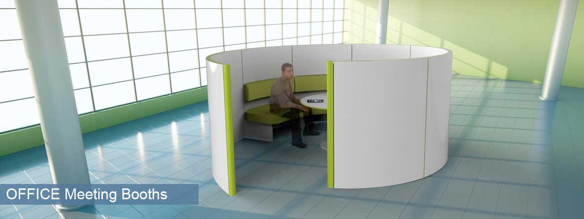 Office Meeting Booths