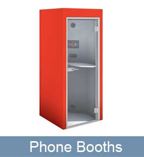 Office Phone Boxes & Booths