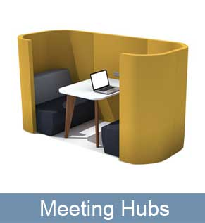 Meeting Hubs for offices